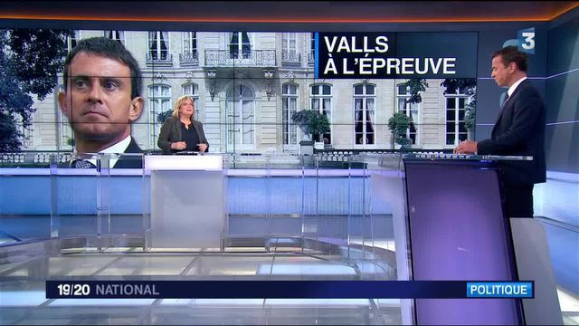 Loi El Khomri : semaine à haut risque pour Manuel Valls