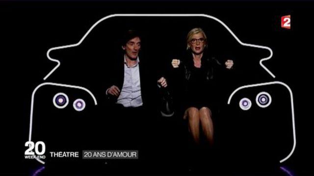 Muriel Robin, Michèle Laroque et Pierre Palmade : l'histoire de 20 ans d'amour