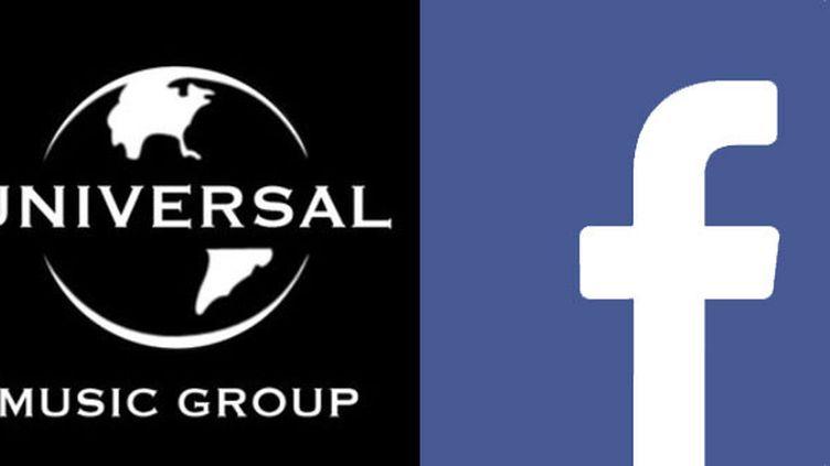 Universal Music Group et Facebook ont signé un accord de partenariat  (Universal Music / Facebook)