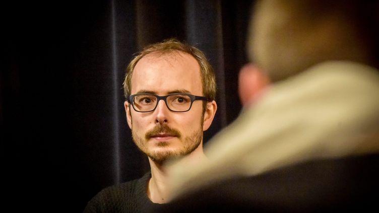 (Le procès contre le lanceur d'alerte Antoine Deltour s'ouvre le 26 avril au Luxembourg © Maxppp)