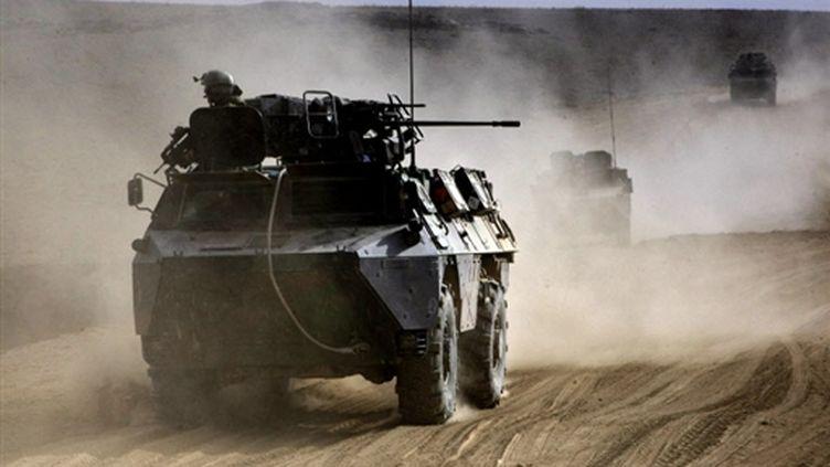 Militaires français en Afghanistan (AFP/JOEL SAGET)