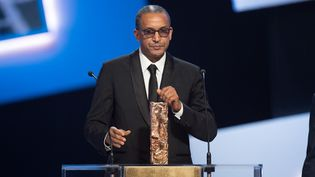 Abderrahmane Sissako aux César 2015  (NIVIERE/VILLARD/SIPA)