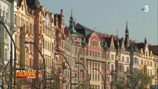 Avenue de l'Europe. République tchèque : en incubation (FRANCE 3 / FRANCETV INFO)