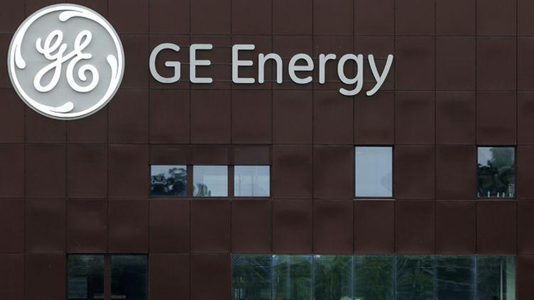 (Le site de General Electric à Belfort © REUTERS/Vincent Kessler)