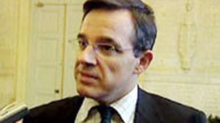 Thierry Mariani, député UMP du Vaucluse est tête de liste en région PACA. (France 2)