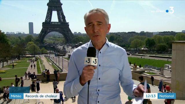 Météo : fortes chaleurs sur toute la France