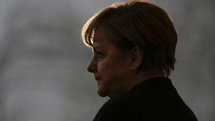 La chancelière allemande Angela Merkel à Berlin, le 25 novembre 2015. (MARKUS SCHREIBER / AP / SIPA)