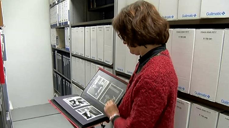 Le fonds Michel Tournier à la bibliothèque universitaire d'Angers  (France 3)