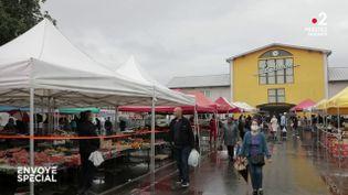 Mulhouse, retour à la vie (ENVOYÉ SPÉCIAL  / FRANCE 2)