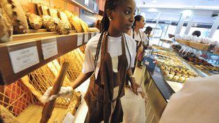 Dans une boulangerie de Dakar, le 17 octobre 2012 (photo d'illustration).  (SEYLLOU / AFP)
