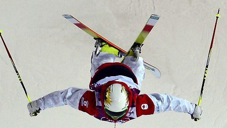 Chloé Dufour-Lapointe  (JAVIER SORIANO / AFP)