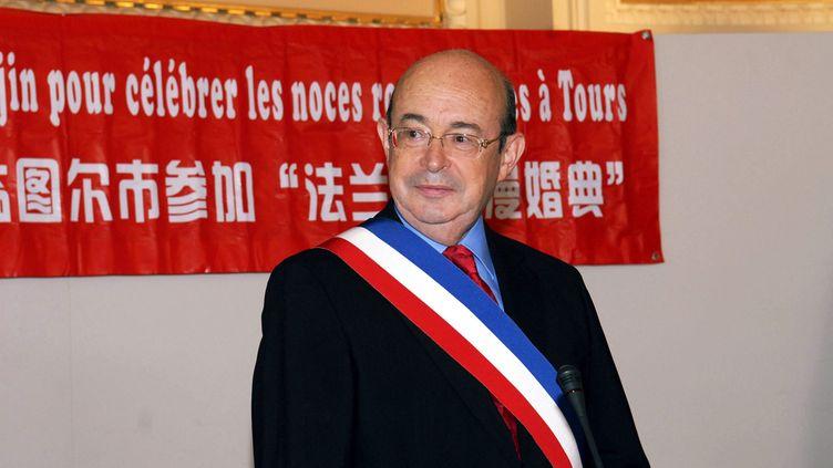 (Jean Germain, ex-maire de Tours, a disparu © MaxPPP)