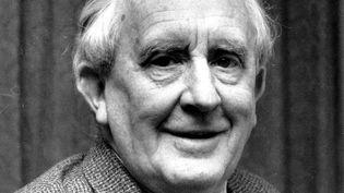 """L'auteur de la saga du """"Seigneur des Anneaux"""" en 1967.  (DR / Galaxy FM / flickr)"""