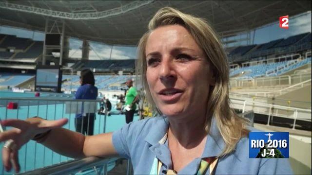 Jeux Olympiques : des Français participent à l'organisation en coulisses
