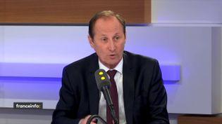 Bruno Fuchs, député MoDem du Haut-Rhin. (FRANCEINFO)