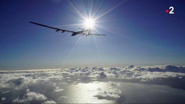 03 juillet 2015 : Solar Impulse vole cinq jours avec le soleil
