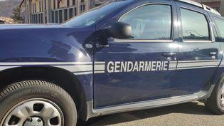 Une voiture de gendarmerie (photo d'illustration) (SÉBASTIEN BERRIOT / RADIO FRANCE)