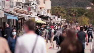 Covid-19 : vers de nouvelles restrictions sanitaires dans le Var ? (FRANCE 2)