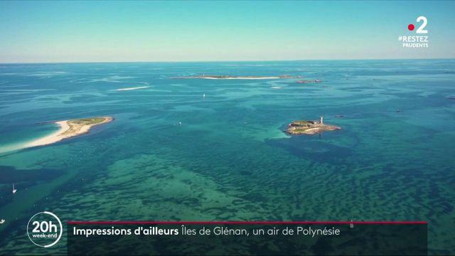Impressions d'ailleurs : les îles de Glénan, un air de Polynésie