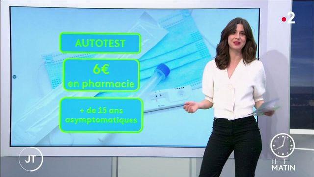 Covid-19 : les autotests arrivent dans les pharmacies