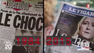 Capture d'écran du sujet de L'Oeil du 20 heures du 7 décembre 2015. (FRANCE 2)