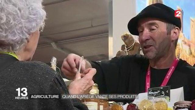 Agriculture : quand l'Ariège vante ses produits