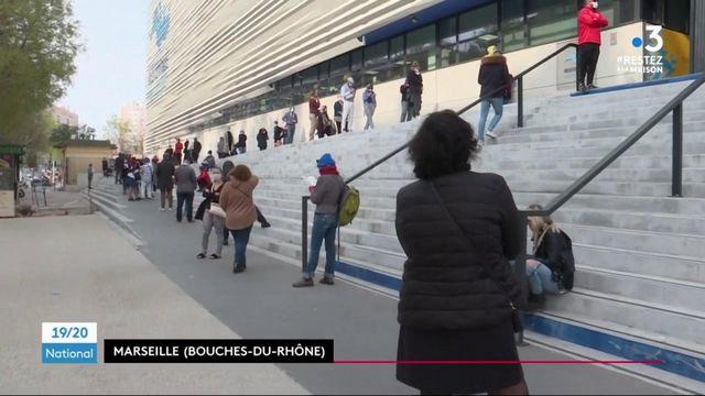 Marseille : un dépistage gratuit au coronavirus