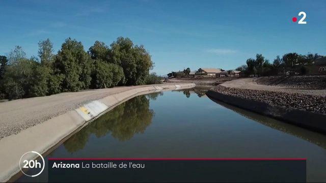 Arizona : l'eau est monopolisée par les exploitations agricoles