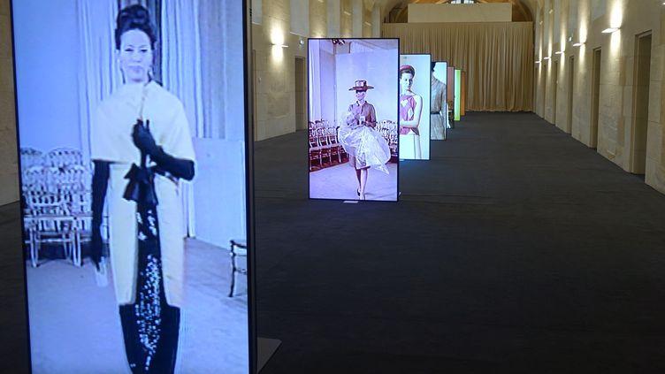 Vidéos inédites chez Balenciaga pour les journées du patrimoine  (Corinne Jeammet)