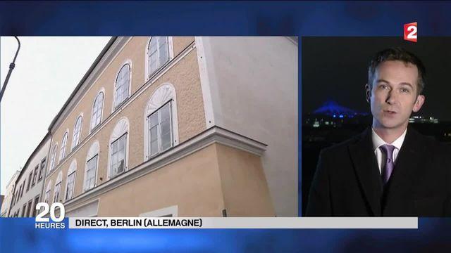 Autriche : la maison natale d'Hitler bientôt détruite