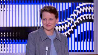 Valérie Niquet, spécialiste de l'Asie (FRANCEINFO)