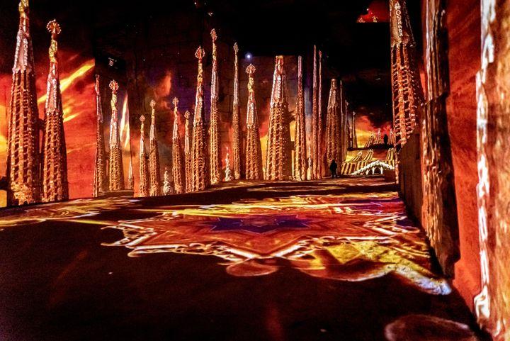 La Sagrada Familia (Culturespaces / E. Spiller)