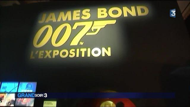 James Bond : l'agent le plus célèbre du monde s'invite à Paris