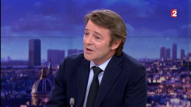 François Baroin : l'enjeu des élections législatives pour la droite
