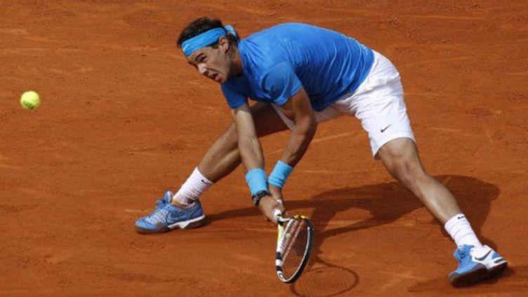 Rafael Nadal dans ses oeuvres