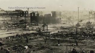 États-Unis : 100 ans après le massacre de Tulsa, des rescapés témoignent (FRANCE 2)