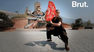 Ces nonnes bouddhistes défendent le féminisme en faisant du kung-fu (BRUT)