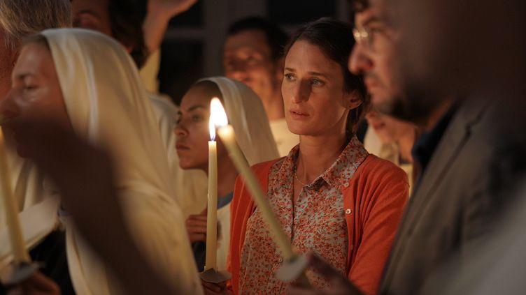 """Camille Cottin dans """"Les éblouis"""" de Sara Suco (Pyramide Films)"""