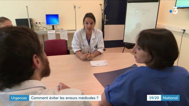 Urgences : comment éviter les erreurs médicales ?