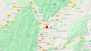 Deux enfants de 3 et 10 ans ont échappé miraculeusement à un incendie, mardi 21 juillet dans le quartier de la Villeneuve,à Grenoble (Isère). (GOOGLE MAPS)