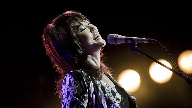 La chanteuse Youn Sun Nah  (Sung Yull Nah)