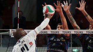 Le TVB, l'un des plus beaux palmarès du volley français (GUILLAUME SOUVANT / MAXPPP)