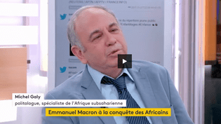 Michel Galy (FRANCEINFO)