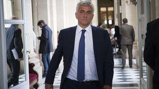 Hervé Morin, le 25 juin 2014, à l'Assemblée nationale, à Paris. (VALENTINA CAMOZZA / CITIZENSIDE / AFP)