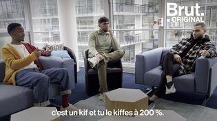 """VIDEO. """"Le coup d'envoi de nos rêves"""" : Un livre où Abdou Diallo et ses ex-coéquipiers racontent leur histoire (BRUT)"""