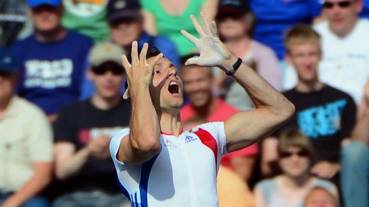 Renaud Lavillenie vise un premier titre mondial en salle.