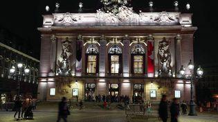 L'opéra de Lille (Nord), en octobre 2020. (SYLVAIN LEFEVRE / HANS LUCAS)