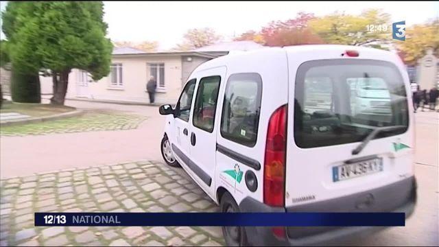 Toussaint : des navettes gratuites dans un cimetière à Rennes