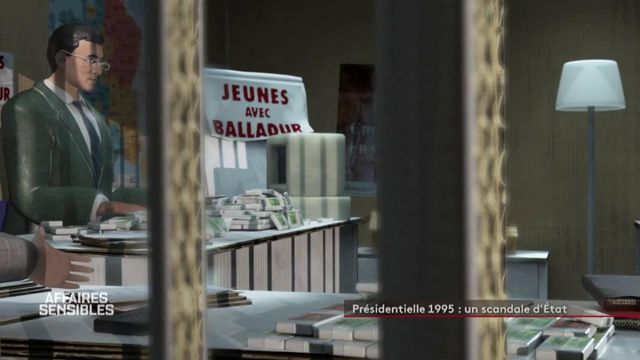 Affaires sensibles. Présidentielle 1995 : d'où viennent ces millions en grosses coupures au QG d'Edouard Balladur ?