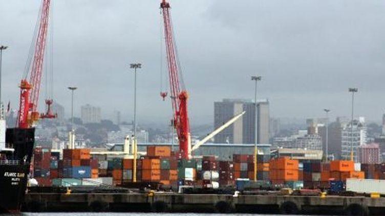 Durban, port en ville totalement saturé, cherche à se développer. (AFP)